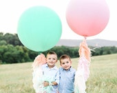 "Giant Balloons - 36"" Round Latex Balloon"