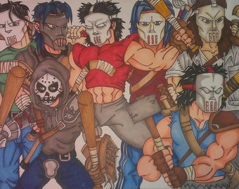 The Many Masks Of Casey Jones