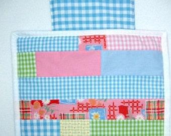 doll blanket, quilt for doll
