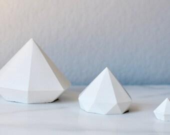 Concrete Diamond - Medium