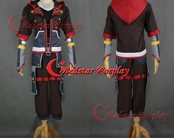 Sora Cosplay Costume from Kingdom Hearts 3