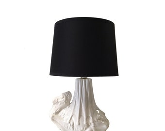 White Camel Table Lamp