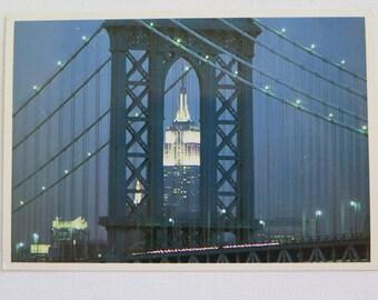 NYC Vintage Postcards//New York City Postcards//Vintage Postcards