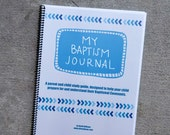 LDS Baptism Journal (for boys and girls!)