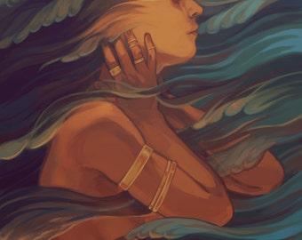 Original: Sea Witch