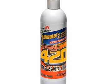 420 Formula - Ultimate Cleaner