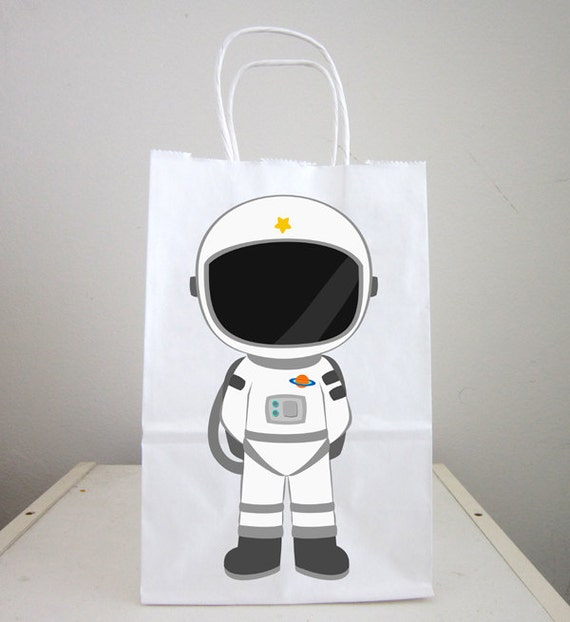 Space Party Goody Bags Astronaut Goody Bags Space Goody