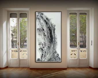 Large Abstract Wall Art large abstract art abstract wall art large glass art
