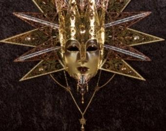 Venetian Mask Solaris