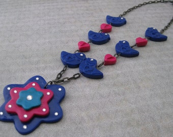 Birds Are Singing Necklace