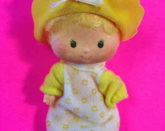 Butter Cookie Doll