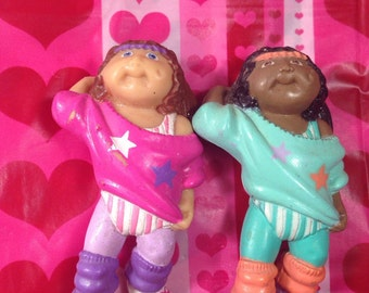 Cabbage Patch Work Out Girls