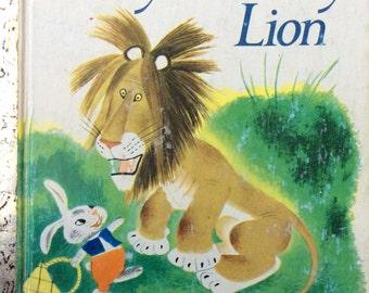 Tawny Scrawny Lion Little Golden Book