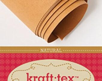 Kraft-tex Paper in Natural or Black