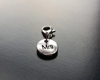 Mrs Dangle Charm for Floating Lockets-Gift Ideas for Women