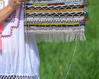 KUCHI BAG, BANJARA Bag, Ethnic Bag, Afghan Bag