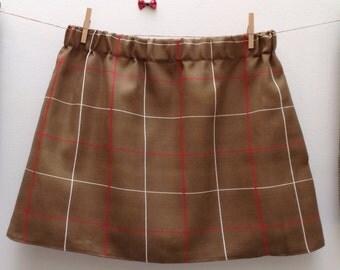 Skirt celebrates chocolate