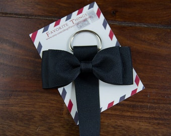 Black Hair Bow Holder. Hair Bow Organizer.