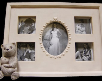 Spring Sale!!!! Photo Frame - Bear (5 pictures)