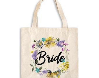 Bride Tote Bag - Bride Bag - Bride Tote
