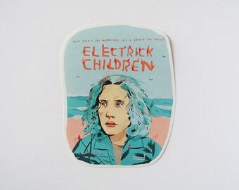Electrick children - Clyde sticker