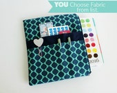 Custom Planner Pouch, Planner Accessories, for use with Happy Planner Cover, Erin Condren™, Plum Paper Planner, Passion Planner, Emily Ley