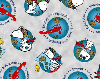 Snoopy - Peanuts - Flying Ace