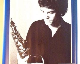 DAVID SANBORN * Promo Poster * Backstreet * Vintage * Original * 1983 * 23x35