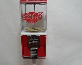 Vintage gumball machine bonbons la machine sur le