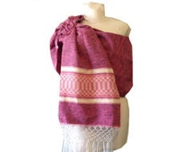 Baby sling carrier Purple-Pink