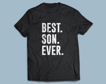 BEST Son EVER T-shirt #Shirt #Tee #T-shirt #Tshirt #SON
