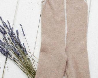 Organic Merino wool Baby romper