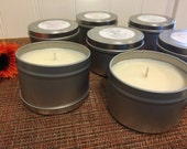 Custom order for Anni-Tin candles