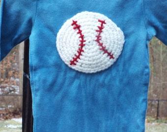 Baseball Bodysuit, Short Sleeve Baseball One Piece, Boy Baby Gift, Baby Sports Fan, Baseball Baby, Baseball Gift, Sports Baby OnePiece