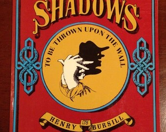 More Hand Shadows To Be Thrown Upon the Wall by Henry Bursill Dover Edition