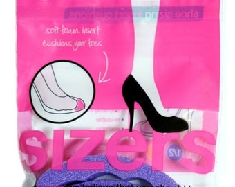 Sizers Shoe Sizing Insert Cushions - Resize Your Big Shoes