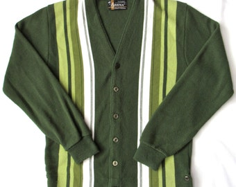 Vintage 1960s Mod Sweater ~ S to M ~