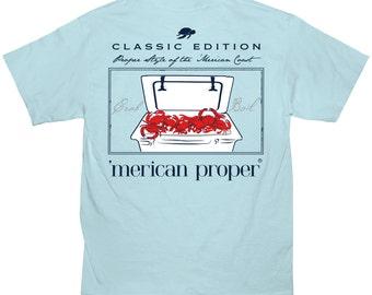 Merican Proper Shirts