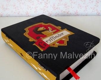 Gryffindor book box - Harry Potter