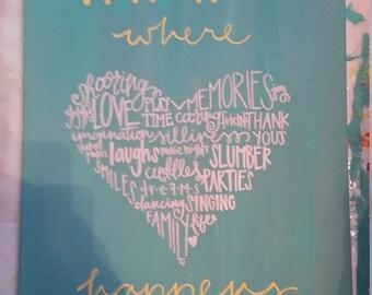 MiMi's House: where love happens