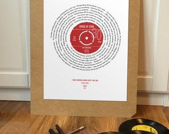 30th Birthday Poster Etsy