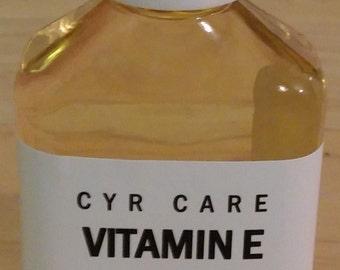 Pure Vitamin E oil-Tocopherol-Vitamin E Skin moisturizer-4oz-free shipping to USA