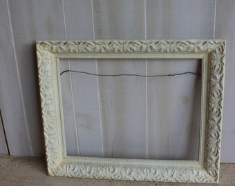 French Provincial Picture FRAME Cream