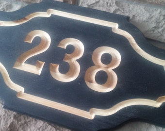 Panel 34 House number