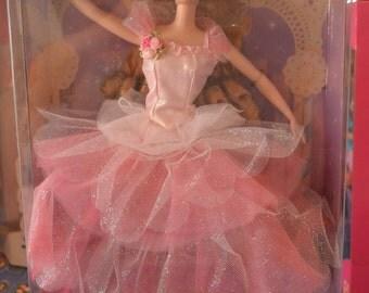 Barbie as Flower