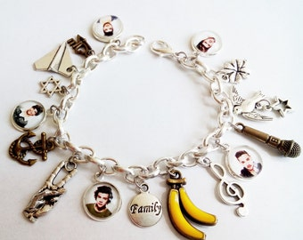 One direction Bracelet - one direction jewelry