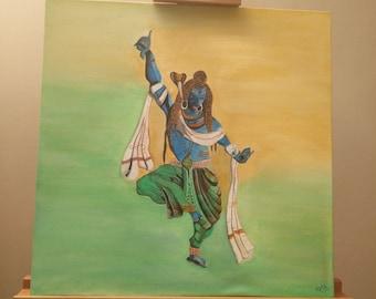Lord Shiva -Tandavam