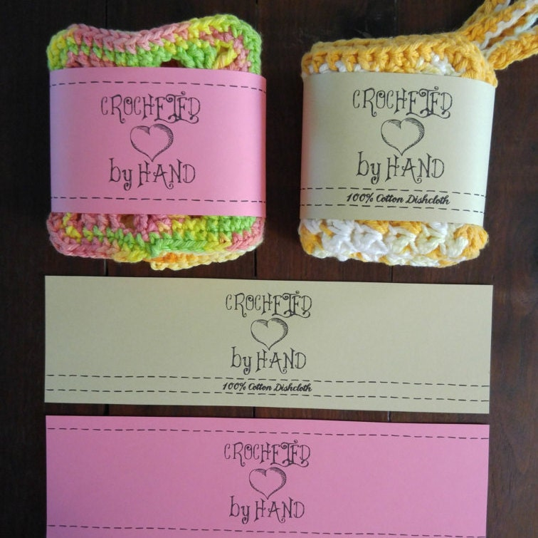 It's just an image of Sweet Printable Crochet Labels