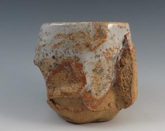 Kurinuki Stoneware Yunomi (342)