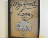 Nintendo 64 Wall Art Shad...